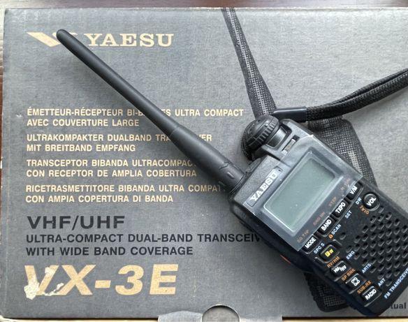 Yaesu VX-3E impecável (radioamador)
