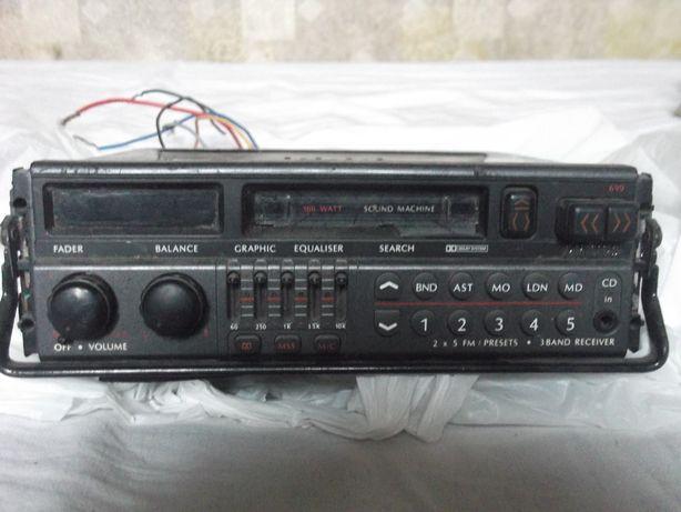 Кассетная авто магнитола PHILIPS 699