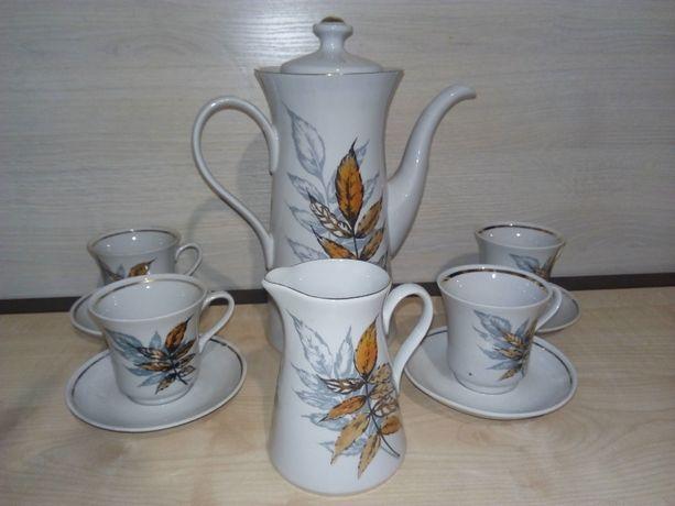 Кофейный сервиз 4 персоны СССР