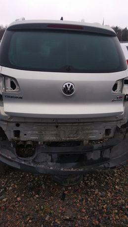 Кришка багажника тігуан бампер фара стоп vw Tiguan