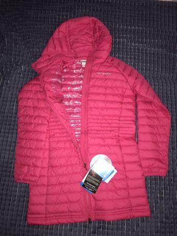 Новая куртка- пальто зима осень Columbia omni-heat