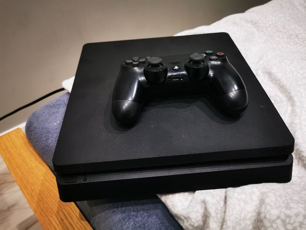 PlayStation 4 slim 1tb 40gier