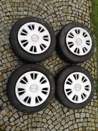 Koła zimowe 195/65/15 Opel Meriva B