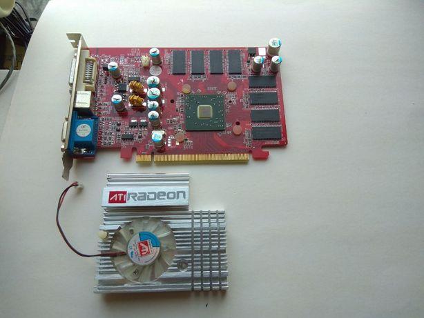 Видеокарта ATI Radeon X1050 256mb