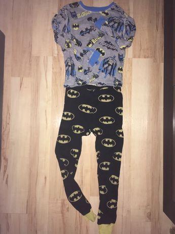 BATMAN piżama 2 częściowa HM 110 116