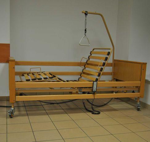Łóżko rehabilitacyjne WYPOŻYCZALNIA WYNAJEM Ostrów Wielkopolski
