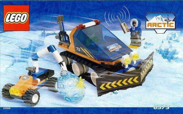 Lego arctic  6573