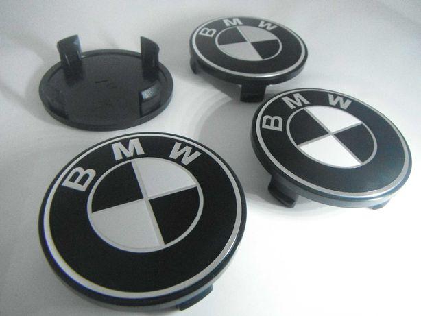 Centros de jante BMW - veja todas as fotos