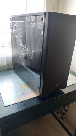 Komputer gamingowy Ryzen amd gtx Rx 580 8GB Ram gwarancja pudełka ssd