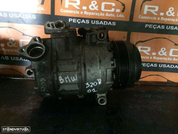 Bmw 320D 2001- Compressor Ar Condicionado