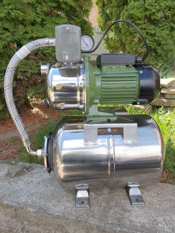 Насосная станция 1.5 kW JY1500 для колодцев и скважин полива орошения