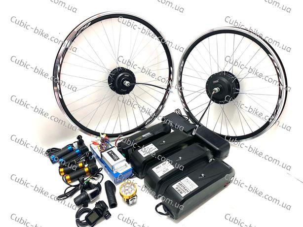 Электровелонабор, электровелосипед, веломотор, аккумулятор, mxus