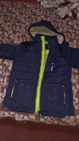 Куртка зимова на 13-14 років
