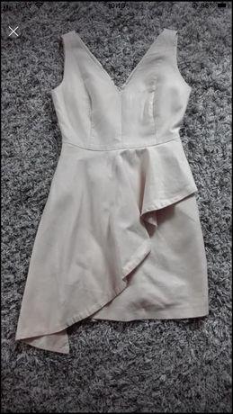 Sukienka elegancka 38