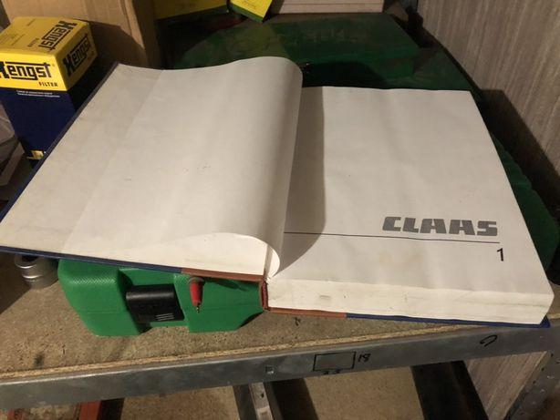 Каталог запчастин на комбайн Claas Lexion 570
