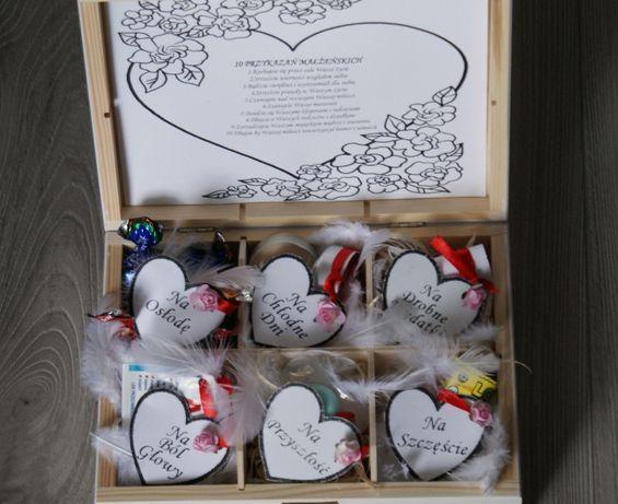 Niezbędnik Małżeński , pudełko, box, prezent, ślub, wesele