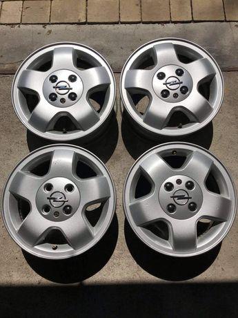 Felgi aluminiowe 14cal 4x100x56,5 5,5x14 et49
