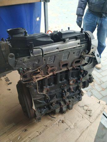 Мотор 1.6TDI CAYC пробіг 120000 Європа vw skoda audi
