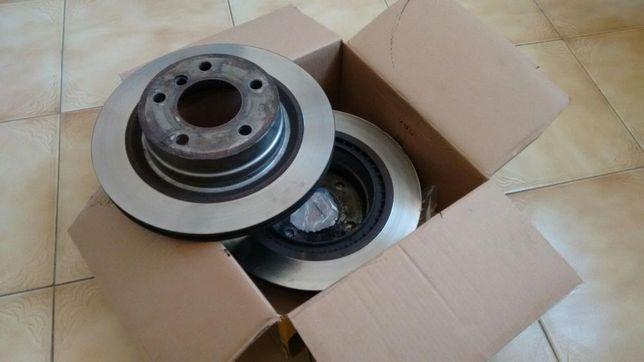 Bmw e90 discos travão traseiros