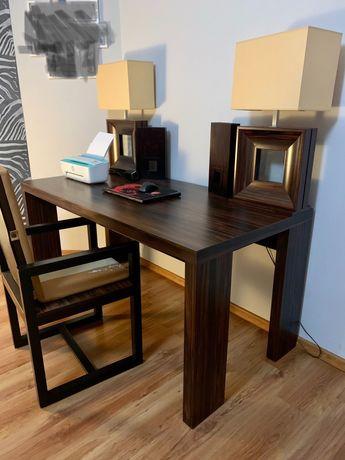 Komplet mebli Vox do biura/gabinetu- biurko, regał, stolik, komoda