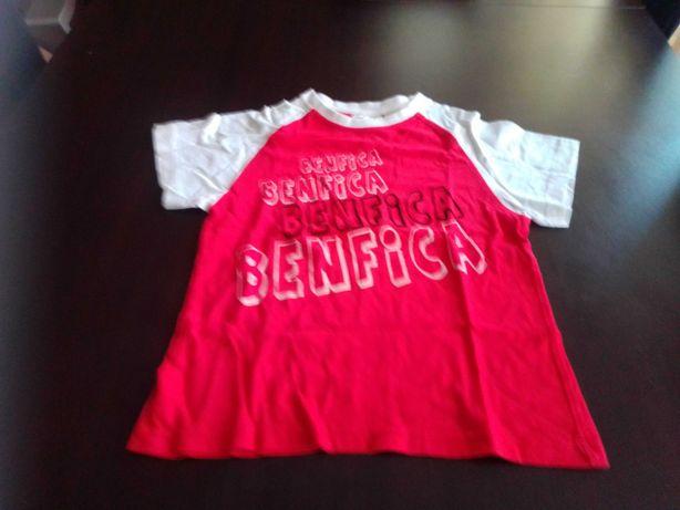 T-shirt Benfica (criança)
