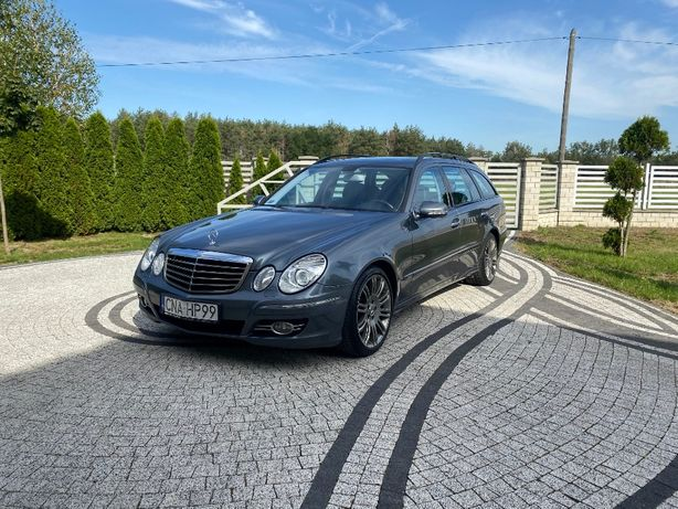 Mercedes Benz W211 320 CDI Avantgarde
