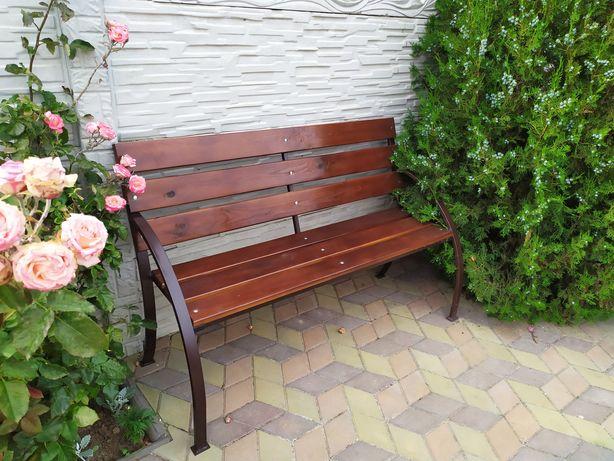 Лавочка садовая, скамейка