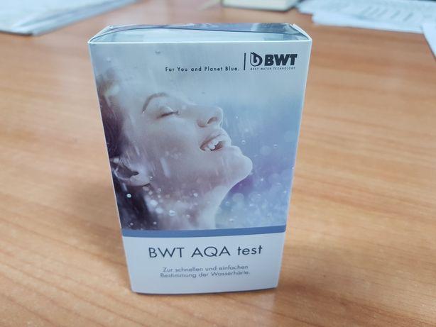 Test twardości wody. Profesjonalny.