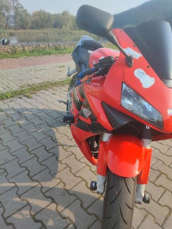 Honda CBR 600rr A2