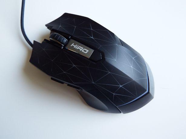 MYSZ DLA GRACZA HORI Spider 7000 dpi oplot USB gwarancja NOWA