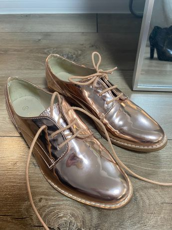 Туфли женские, размер 37 (24 см)