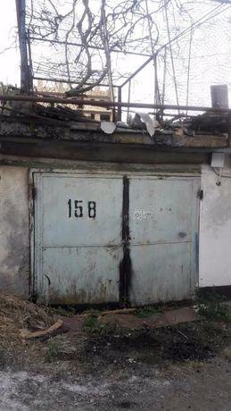 Гараж гск Фрунзенский,смт Партенит