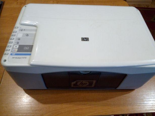 Urządzenia wielofunkcyjne HP F 370