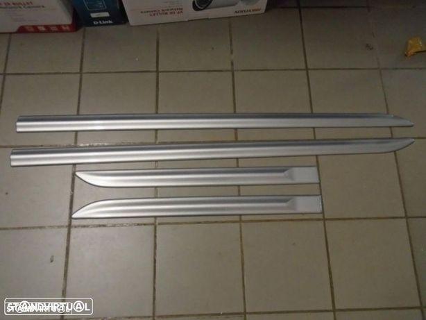 08P05T1G610 - Kit Frisos exteriores das portas - Honda CR-V (Novo/Original)
