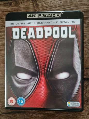 Deadpool  4K UHD