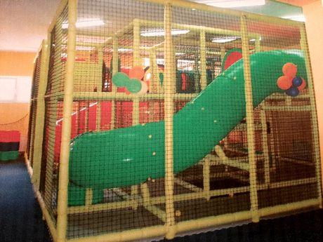 Sala zabaw-Konstrukcja-Małpi Gaj