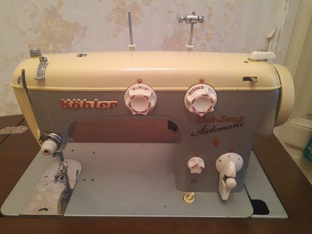 Продам немецкую швейную машинку