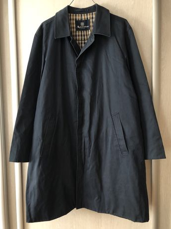 Aquascutum тренч куртка пальто размер 46