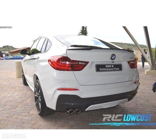 BMW X4 F26 AILERON SPOILER M PERFORMANCE (14- )