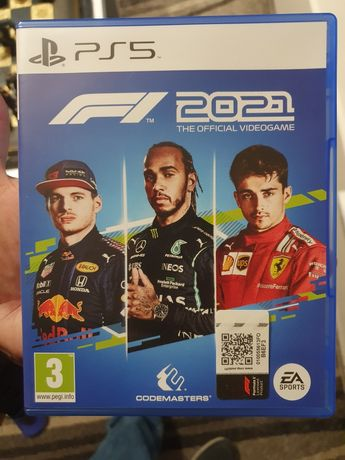 Vendo F1 2021 PS5