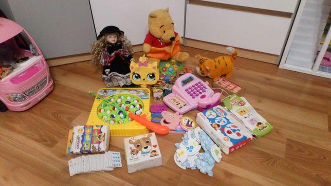 zabawki za Kinder