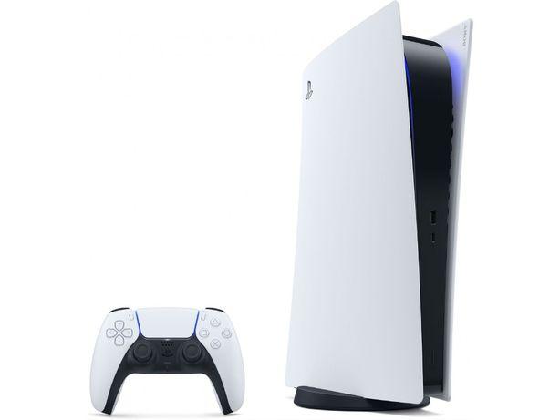 Sony PlayStation 5 Digital Edition (гарантия от магазина) PS5 CACTUS