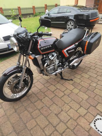 Honda cx500 sport