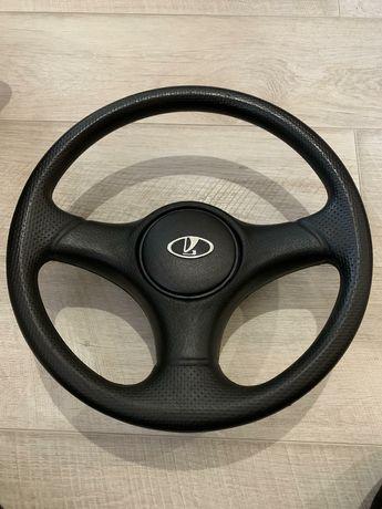 Рулевое колесо на Ваз классику !