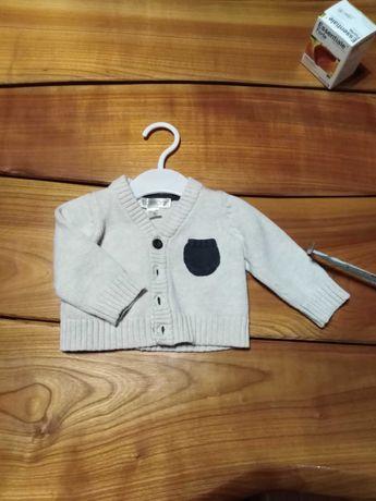 Sweter sweterek cherokee 56 new born