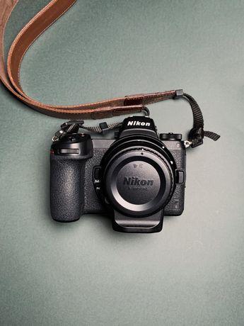 Nikon Z6 + Adaptador FTZ