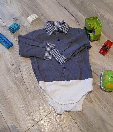 Eleganckie body dla dziecka 9 - 12 miesięcy