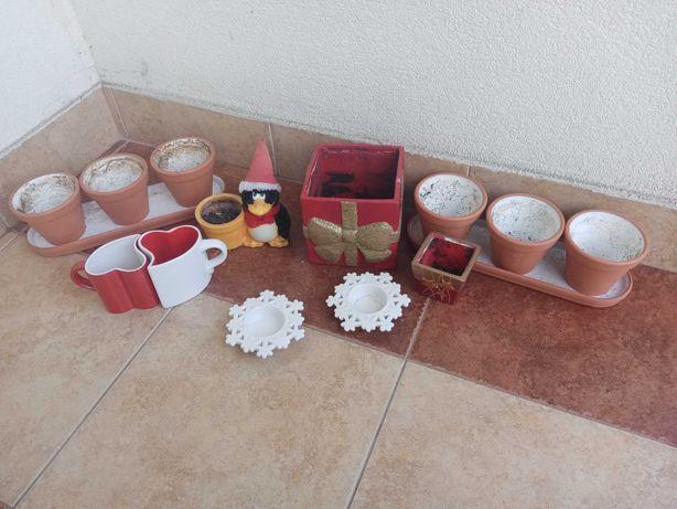 35 zł za całość Porcelana, ceramika wyroby fajansowe