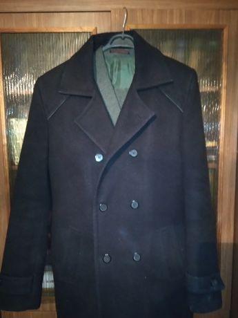 Пальто мужское, теплое