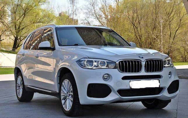 BMW X5 XDrive35i - 2017. 3л. Бензин